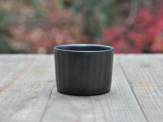 そばちょこ(しのぎ)/黒の画像