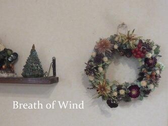 Happy Christmas Wreath 6の画像