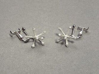 Seeds earring Silver925の画像