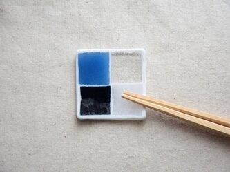 モザイクガラスの豆々皿の画像