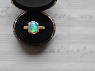Opal ringの画像