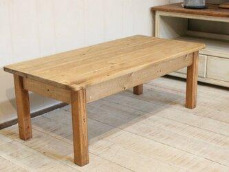 ソファテーブル90 ローテーブルの画像