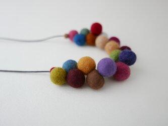 Single loop_L balls C01の画像