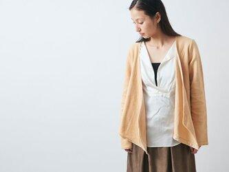 【送料無料】enrica cardigan008 / beigeの画像