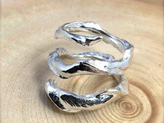 グルグルTSUNOリング / Silverの画像
