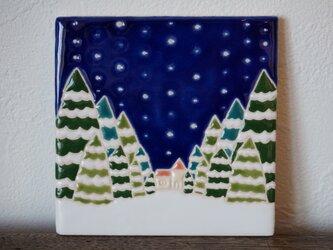雪の夜  La Noche Nevadaの画像