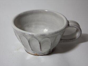 粉引コーヒーカップ  iC25の画像