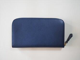 【限定品】あまる財布 / ネイビーの画像
