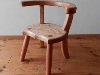 小椅子 ch1110 チェリー 子ども椅子の画像