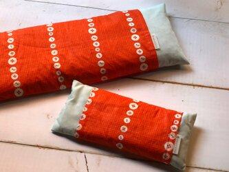 オーツ麦とドライハーブのピローセット(ぼたん)の画像