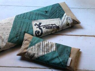 オーツ麦とドライハーブのピローセット(JAZZ)の画像