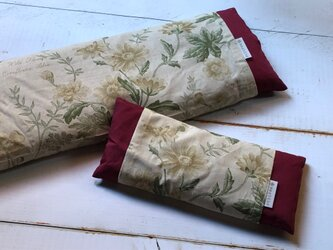オーツ麦とドライハーブのピローセット(wild flower)の画像