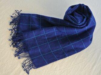 double cloth muffler #18の画像