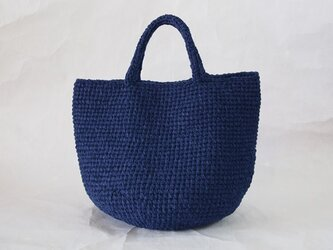 m様オーダー品 裂き編みバッグ(3Lサイズ)の画像