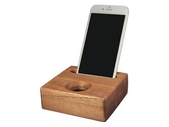 電源不要 木製スピーカー Aの画像