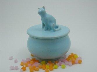 アイスブルー・キャンディーBox・ニャンコー8の画像