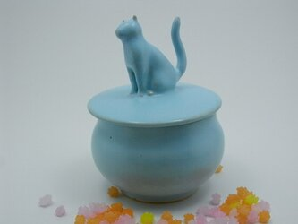 アイスブルー・キャンディーBox・ニャンコー10の画像