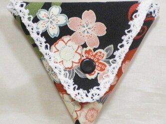 さんかくケース<M>/流水桜の画像