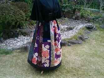 エレガントスカート *a* 再販  このスカートの依頼がありますので、再出品はお受け致しかねます。の画像