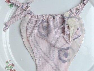 久留米絣のセクシーフンティの画像