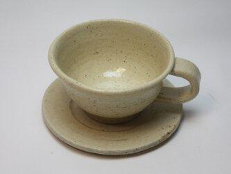 コーヒーカップ & ソーサ  iC48の画像
