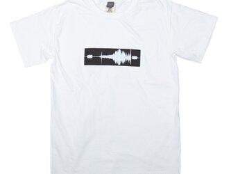 音楽 デジタル シーケンスWAVE FILE 2 Tシャツ ユニセックスS〜XLサイズ Tcollectorの画像