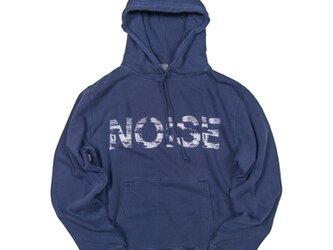 音楽 NOISE 音のノイズ ピグメントダイ パーカー ユニセックスS〜XLサイズ Tcollectorの画像