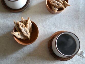 ティータイムにそっと添えるお菓子のお皿 -otomo- (C)の画像
