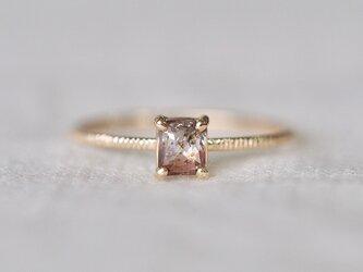 Bi-color Diamond Ringの画像