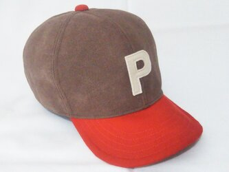 『特別ご注文品』 アルファベットキャップ『P』の画像