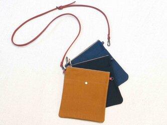 セール⁂3setトリオ‐JAPAN帆布ショルダーバッグ/組み合わせ自由の画像