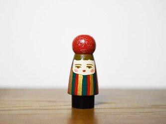球体者(クリスマスver縦縞服)の画像