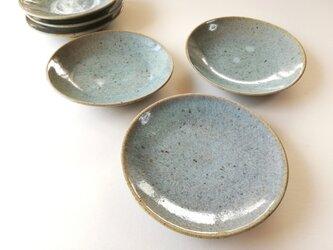 松灰釉皿2の画像