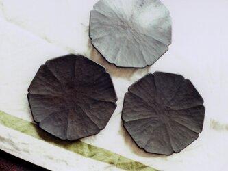豆皿 黒漆の画像