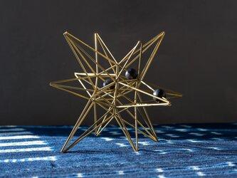 【真鍮製】BLASS HIMMELI - ベツレヘムの星 - 木球の画像