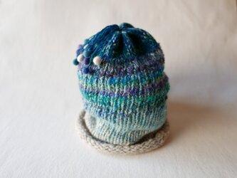 knit cap 「Winter wind」の画像