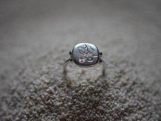 ※order K様:a little bird ringの画像