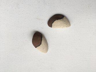 土の装身具 i イヤリングの画像