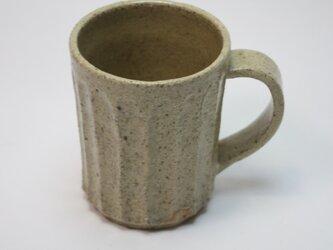 しのぎマグカップ   iC53の画像