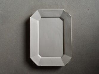 S様ご注文分 八角リム長方皿 の画像