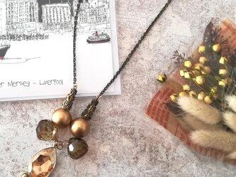 SWAROVSKI necklaceの画像