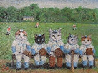 ベースボールチーム・Kittysの画像