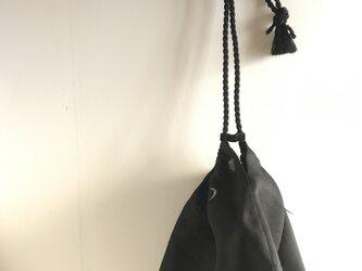 星空 テトラ巾着バッグの画像