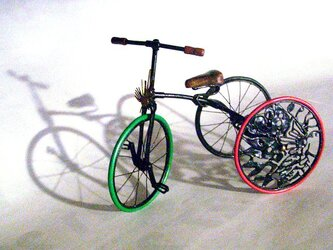 三輪車・卓上模型 /信長1号の画像