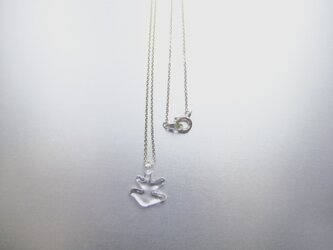 Tree shaped necklaceの画像