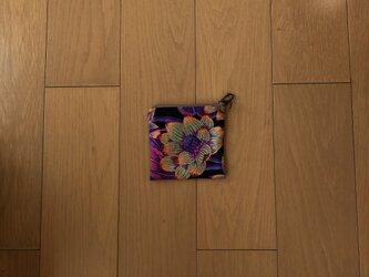 蓮子のミニポーチの画像