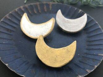 月のブローチ/GDの画像