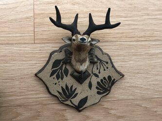 m-Tajima 様専用 鹿のキーフックの画像