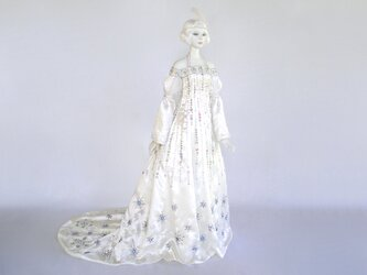 The Snow Queen *創作人形*【送料無料】の画像
