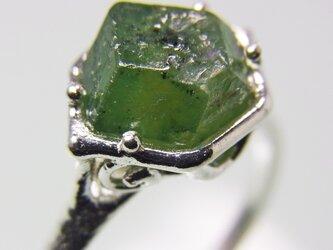 デマントイド ガーネット Garnet Ringの画像